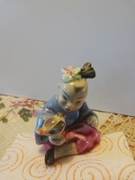 Herend Chinese little girl in beautiful condition