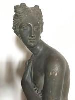 Plaster statue of Venus of Antonio canova italica