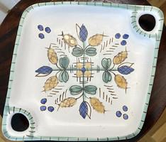 Géza Gorka's plate or serving.