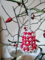 Harang - szép karácsonyfadísz