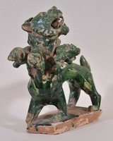 Ancient Chinese quilin, mythical guardian creature, Tang Dynasty