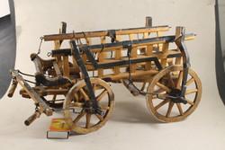 Antique goblet car model 534
