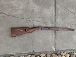 Original mauser rifle roof
