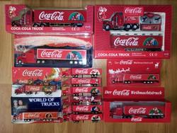 Coca Cola Jármű gyűjtemény