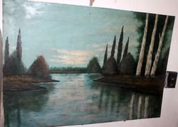 Antique painting 549