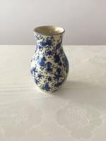 Family stamped zsolnay vase