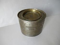 Régi, angol teásdoboz (60-as évek, indiai tea)