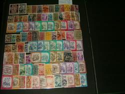 Kb 150 darab korai osztrák ausztria bélyeg bélyegek egyben lot gyűjtemány