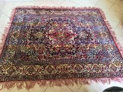 Persian patterned mokett tapestry, tablecloth