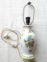 Herend Victorian pattern lamp 28 cm