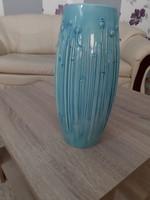 Zsolnay Nagyobb méretű váza -Török János terve