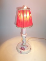 Herend apponyi pattern candle lantern