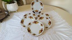 6Pcs.Bohemia cake plate.