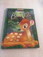 Walt Disney. Bambi 2 mesekönyv.