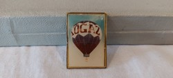 Stone gas airship badge