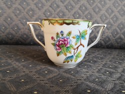 Beautiful Herend vbo, Victoria two-eared cup