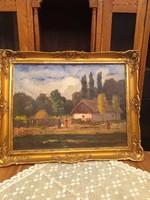Béla Iványi grünwald painting
