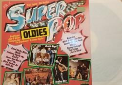 Super pop oldies, vol.2, Bakelite record for sale