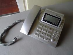 Vector desktop phone for sale! Retro