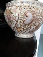 Zsolnay openwork pot! / Uncommon ... /
