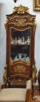 Antique style showcase