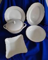 Elegant bavaria porcelain sideboard set