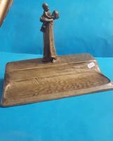 Peter tereszczuk: bronze ink table decoration
