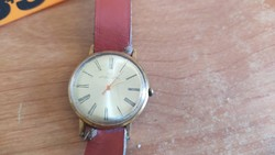 Lucs mechanical men's watch with pennant