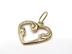 Heart pendant (goat-au99589)