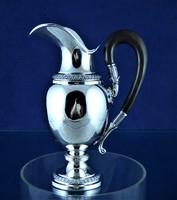 Beautiful antique silver spout, Milan, ca. 1930 !!!