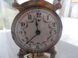 400.Pile torsional pendulum copper watch, 35 cm