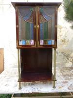 Art Nouveau bar / cup chair ..