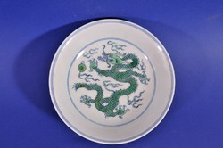 Antique Chinese bowl with yongzheng sign