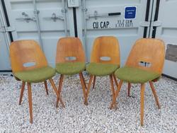 Tatra Nabytok retro szék mid-century Csehszlovákszékek