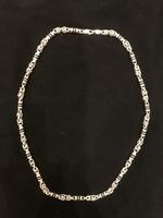925 Silver custom necklace 47g