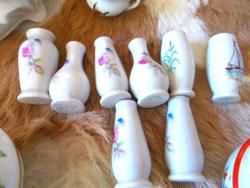 Hollóházi mini vázák