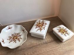 Raven's house porcelain set bonbonier bowl