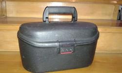 Samsonite cosmetic suitcase, handbag