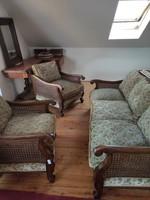English colonial style sofa