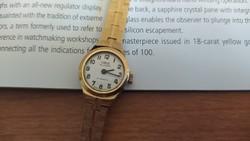 Oris quality Swiss mechanical women's watch
