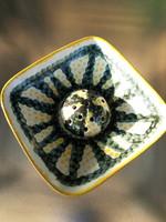 Retro ceramic ikebana