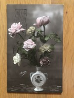 Antik képeslap - 1913