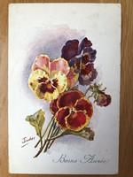 Antik képeslap - 1930