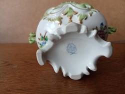 Herend porcelain vase-rare shape