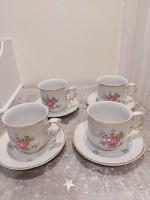 Ravenhouse dawn pattern tea-coffee set.