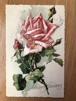 Antik képeslap - 1926