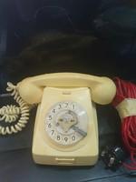 Retro dial telephone. 1981. Cb76mm.