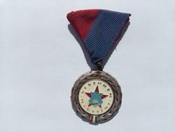Silver medal for Veszprém county