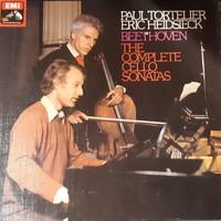 Paul tortelier cello beethoven all sonatas on 2 lp vinyl record vinyl