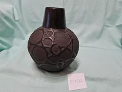 Ceramic vase 15 cm